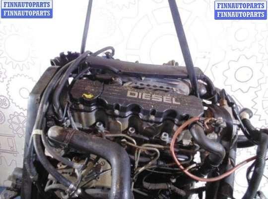 Двигатель (ДВС) X 17 DTL
