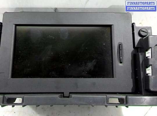 Дисплей бортового компьютера на Renault Kangoo II (KW_)