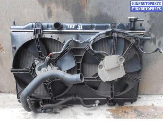 Радиатор (основной) на Nissan Teana I J31