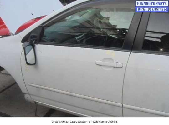 Дверь боковая на Toyota Corolla Fielder (NZE12)