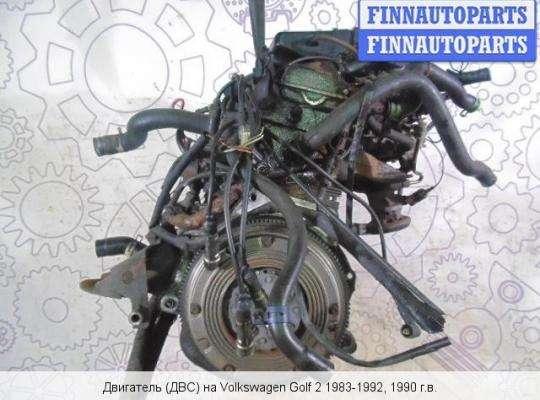 Двигатель (ДВС) PN