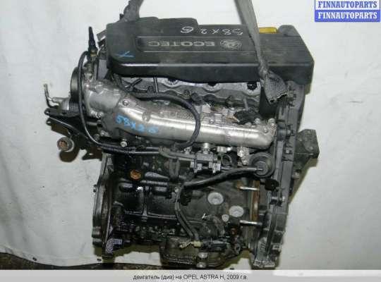 Двигатель (ДВС) A 17 DTJ,Z 17 DTJ