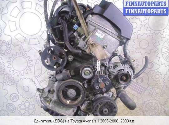 Двигатель (ДВС) 1ZZ-FE