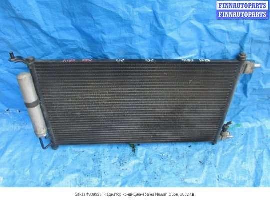 Радиатор кондиционера на Nissan Cube Z11