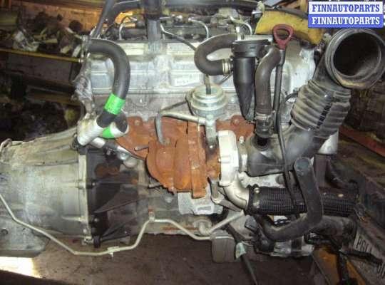 Двигатель (ДВС) D20DT
