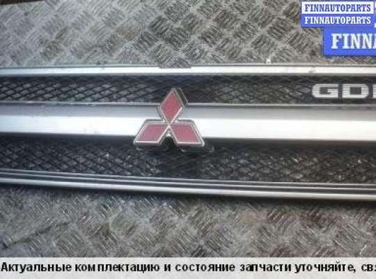Решетка радиатора на Mitsubishi Pajero Pinin (H60)