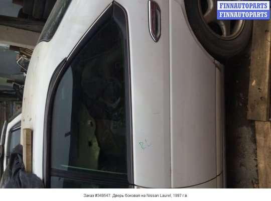 Дверь боковая на Nissan Laurel (C35)
