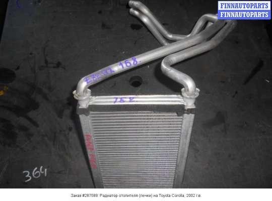 Радиатор отопителя (печки) на Toyota Corolla Fielder (NZE12)