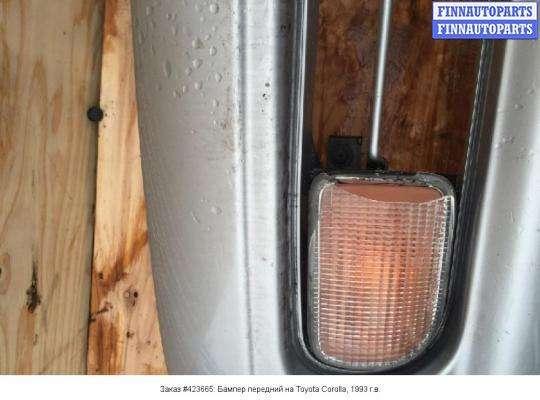 Бампер передний на Toyota Corolla Ceres