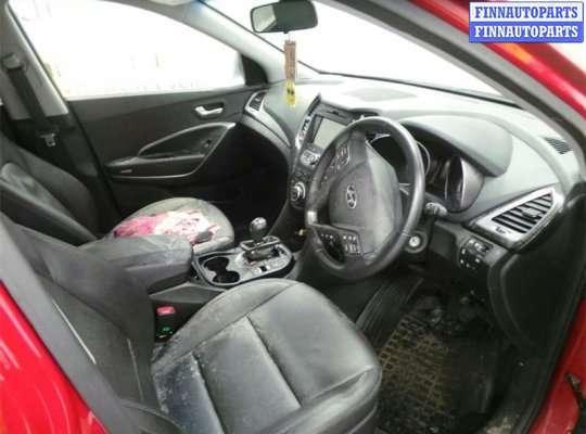 Подушка безопасности водителя (AirBag) на Hyundai Santa Fe III (DM, NC)