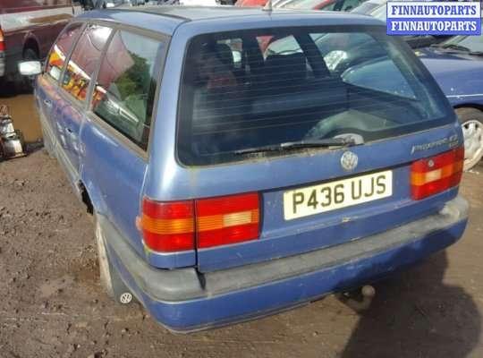 Интеркулер на Volkswagen Passat B4