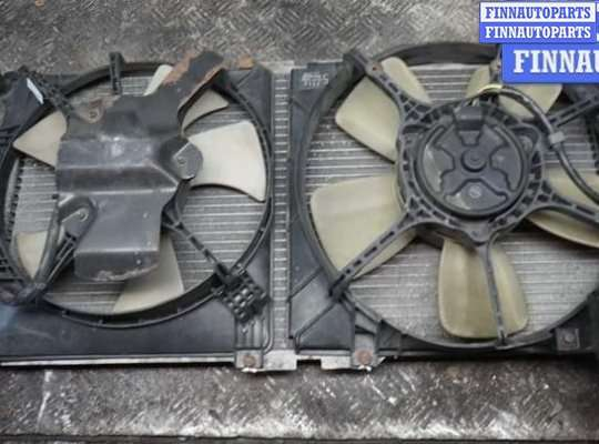 Радиатор (основной) на Mazda 626 IV GE