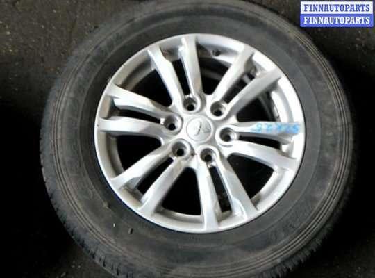 Диск колёсный на Mitsubishi Pajero IV