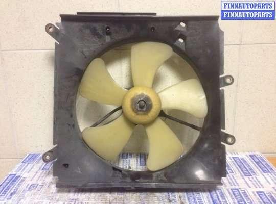 Вентилятор радиатора на Toyota Corolla Levin (AE110)