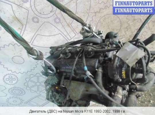 Двигатель (ДВС) CG13DE