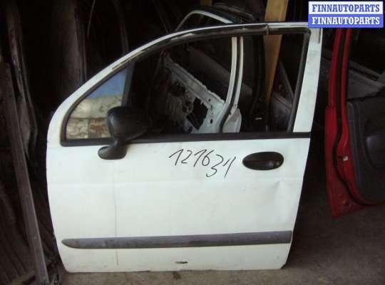 Дверь боковая на Daewoo Matiz