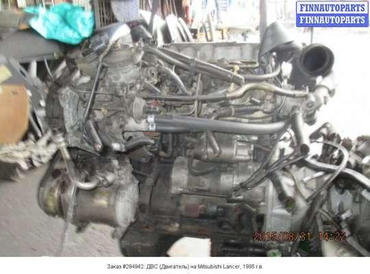 Двигатель (ДВС) 4D68