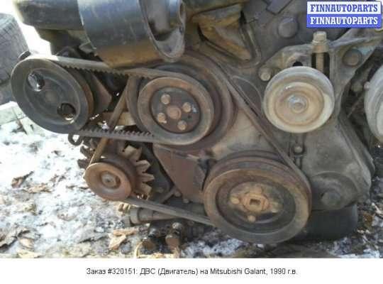 Двигатель (ДВС) 4D65 T