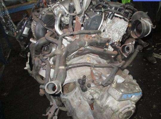 Двигатель (ДВС) CBBB