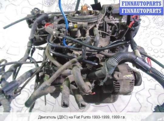 Двигатель (ДВС) 176 B1.000,176 B4.000