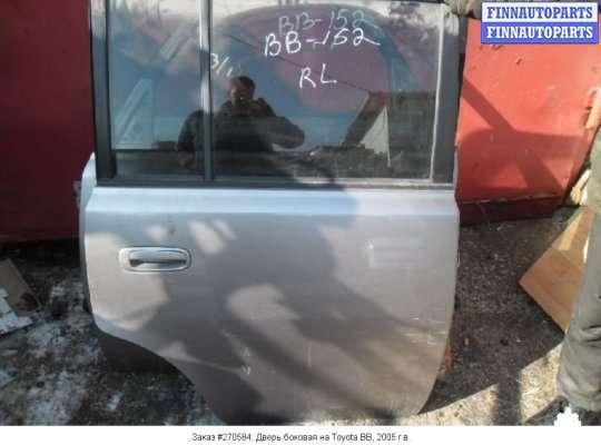Дверь боковая на Toyota BB (NCP30)