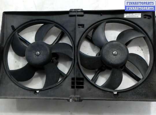 Вентилятор радиатора на Dodge Intrepid II