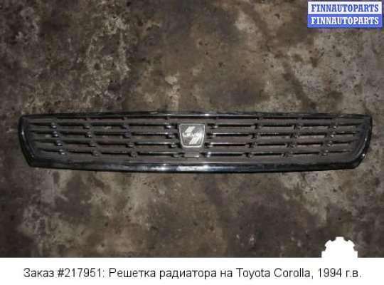 Решетка радиатора на Toyota Corolla Levin (AE100)