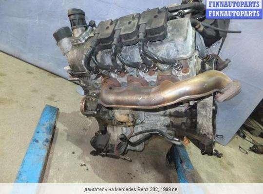 Двигатель (ДВС) M 112.910
