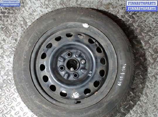 Диск колёсный на Citroen C1