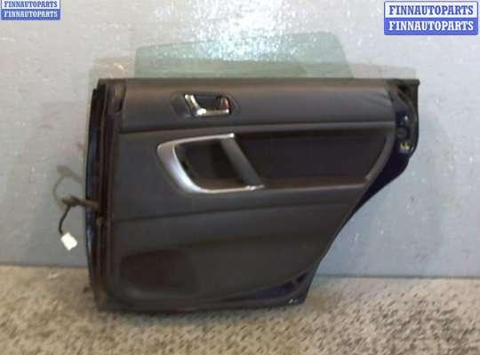 Дверь боковая на Subaru Legacy IV (BL, BP)