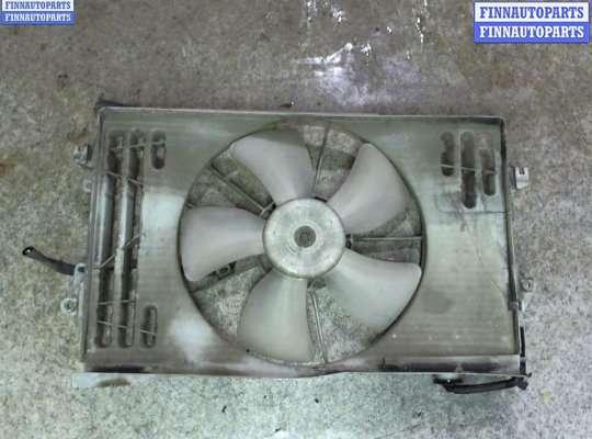 Вентилятор радиатора на Pontiac Vibe