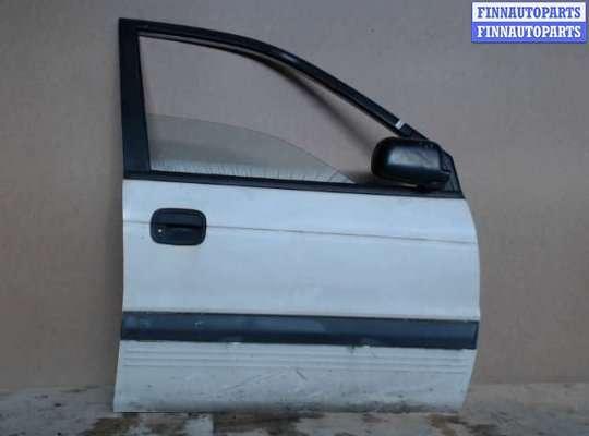 Стекло (форточка) боковой двери на Mitsubishi Space Runner N1_W
