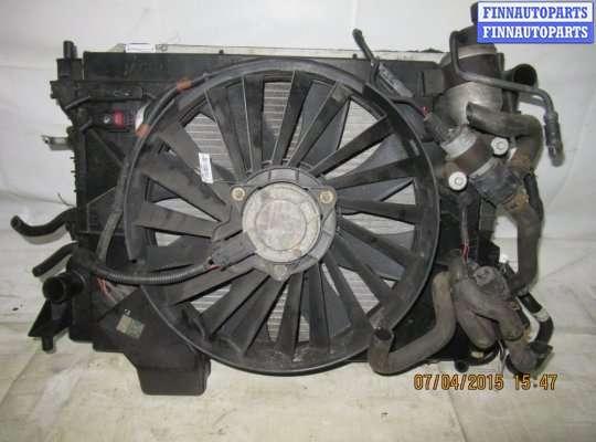 Радиатор (основной) на Jaguar S-Type