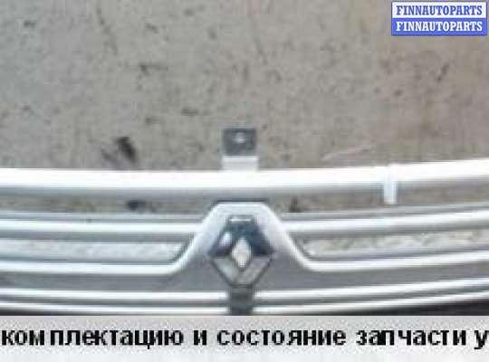 Решетка радиатора на Renault Trafic TXW