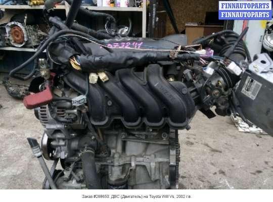 ДВС (Двигатель) на Toyota Will VS