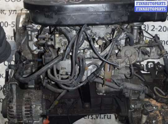 Двигатель (ДВС) 4G93