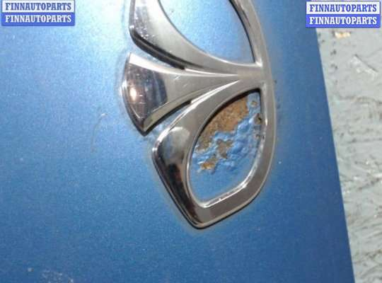 Капот на Chevrolet Rezzo