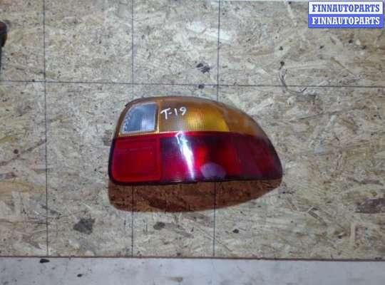 Фонарь задний на Honda CRX III