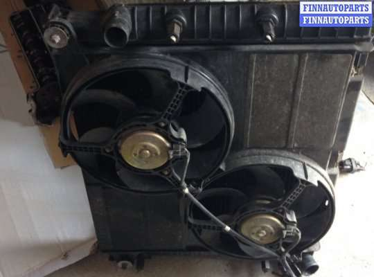 Радиатор (основной) на Jaguar XJ (X300)