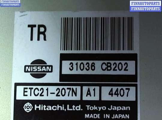 ЭБУ АКПП (блок управления автоматом) на Nissan Murano (Z50)