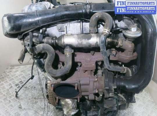 Двигатель (ДВС) RHZ (DW10ATED)