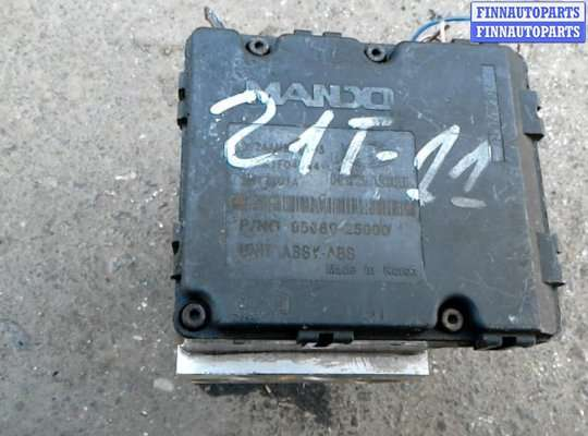 Блок ABS на Hyundai Accent II (+ТАГАЗ)