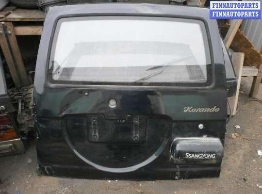 Крышка багажника на SsangYong Korando KJ