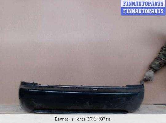Бампер задний на Honda CRX III