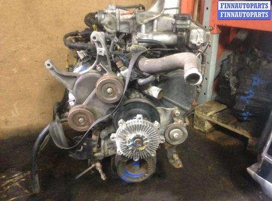 Двигатель (ДВС) 6G72 (SOHC 12V)