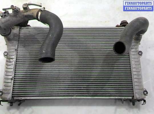 Интеркулер на Toyota RAV4 III