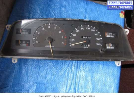 Щиток приборов на Toyota Hilux Surf I (N130G)