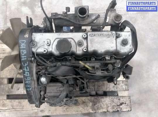 ДВС (Двигатель) на Hyundai Terracan