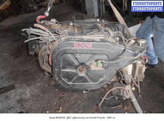 ДВС (Двигатель) на Honda Prelude III BA