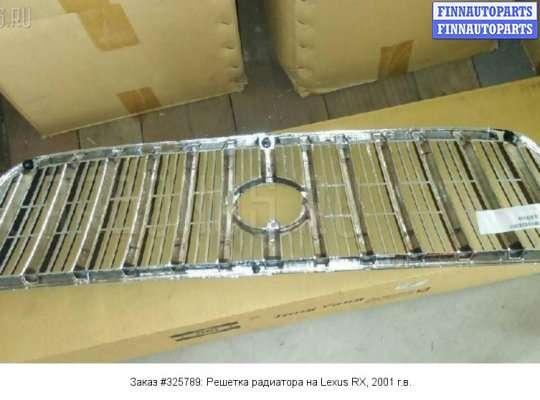 Решетка радиатора на Lexus RX I